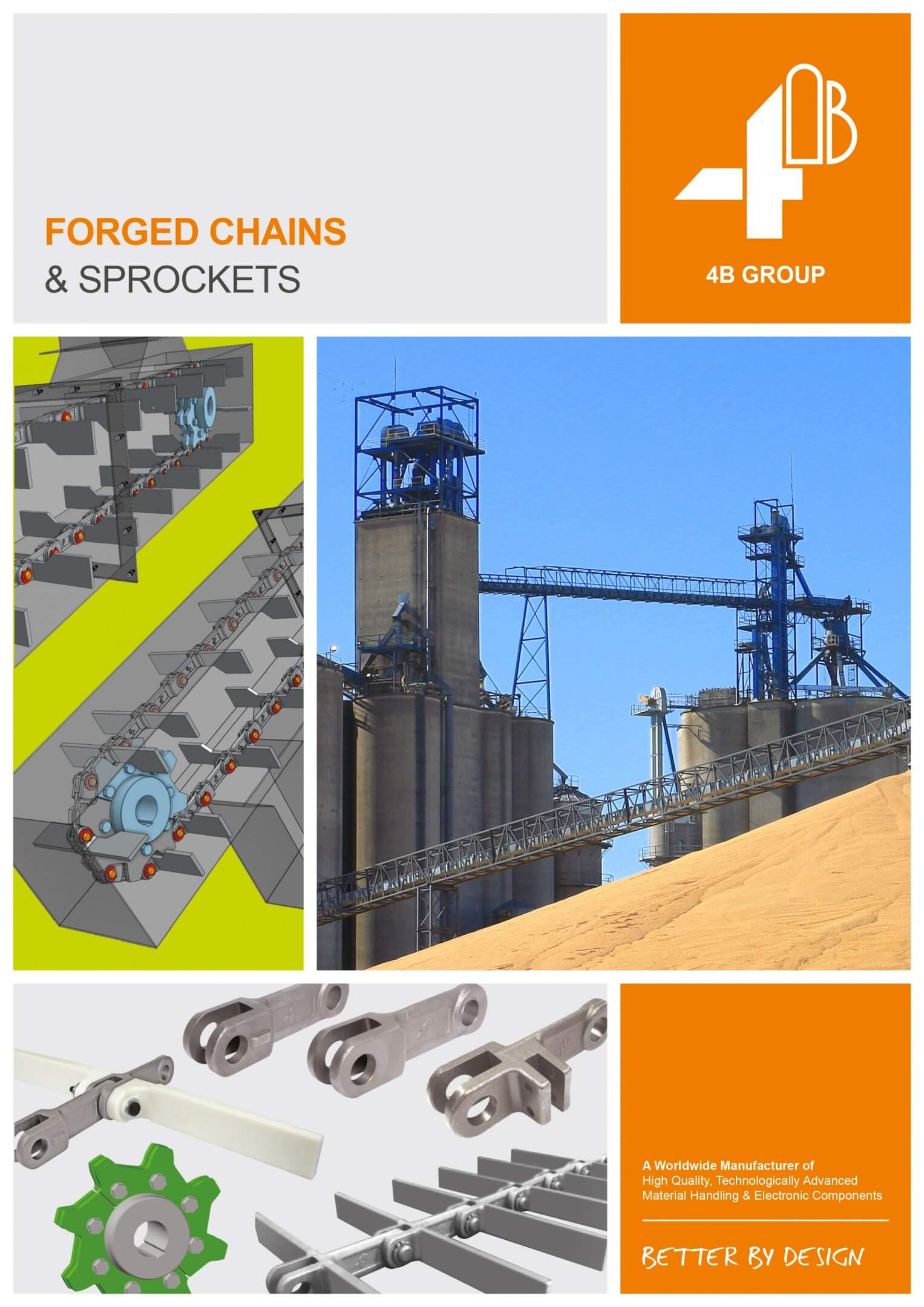 4B Forged Chains Catalogue