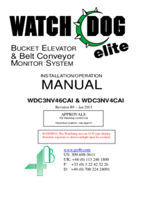 Product Manual - Watchdog Elite