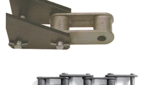 Combination Chains for Feed & Washing Tables