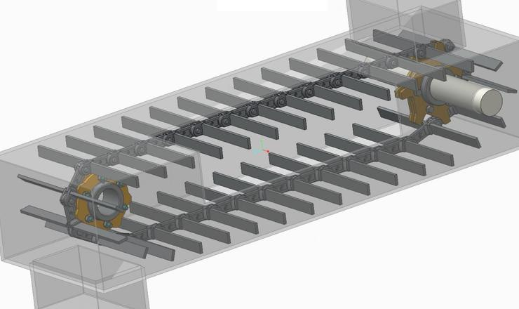 Chain Conveyor Components