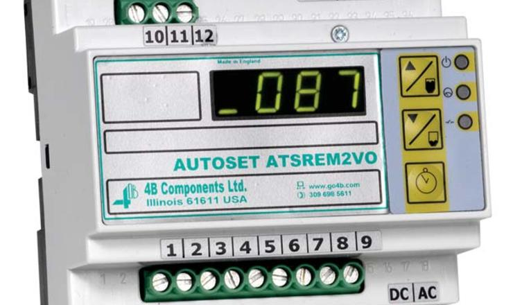 Auto-Set Remote Control Unit